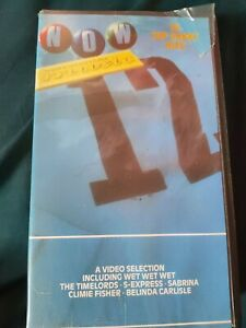 Now thats what I call music 12 VHS, tested