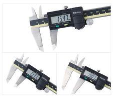 Calibre calibrador digital pie de rey pantalla LCD tipo MITUTOYO digimatic