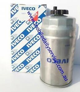 IVECO DAILY FUEL FILTER 2992300 GENUINE