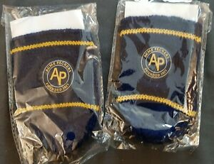 ACME Green Bay Packers Coca-Cola Knit Sweater Can Coozie Koozie Cooler Lot of 2