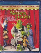 Blu-ray DreamWorks **SHREK SHEREK TERZO 3** nuovo sigillato 2007