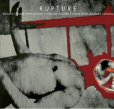 Nurse with Wound & Graham Bowers : Rupture CD (2012) ***NEW***