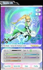 [The Blade]Leafa 5* Sword Art Online Memory Defrag FRESH ACCOUNT EU