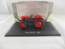 Universal Hobbles 6032 Same 240 DT Tractor in Red 1958 scale 1:43