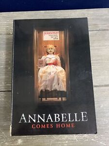 """Neca Annabelle Comes Home The Conjuring Universe 7"""" Ultimate Figure New In Hand"""