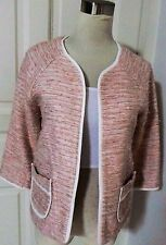 Choose Any 3 Items for $24 with this tag! BYSI Tweed  Knit  Blazer/ Jacket, M