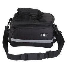 ROSWHEEL Portable Bicycle Bike Cycling Extendable Luggage Bag Large Storage
