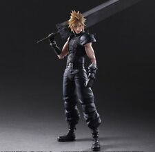 Final Fantasy VII 7 Play Arts Kai Remake Cloud Strife Action Figure New Gift