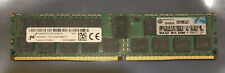 MICRON 16GB 2RX4 PC4-2133P  Registered Server Memory MTA36ASF2G72PZ-2G1B1K