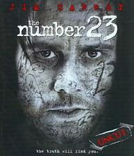 THE NUMBER 23 USED - VERY GOOD BLU-RAY