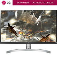 "LG 27"" 4K HDR IPS PC Computer Monitor 3840 x 2160 16:9 27UK650W"