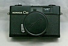Konica C35 f:38mm1:2.8 Made in Japan
