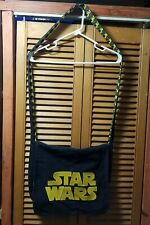 Embroidered Star wars crossbody bag/purse