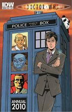 DOCTOR WHO ANNUAL 2010 IDW 3rd Series 10th Doctor NM