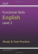 Functional Skills English Level 2 - Study & Test Practice,CGP Books