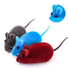 New listing 1Pcs Hot Cat Toy Rubber Mouse False Pet Toys Fake Playing Kitten Creative Funny