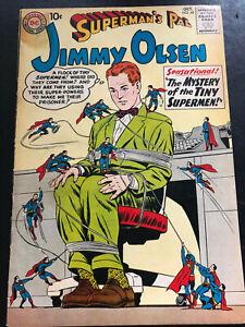 Jimmy Olsen ##48 VG (4.0)