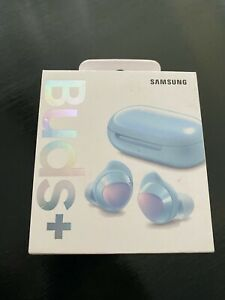 NEW * Samsung Galaxy Buds+PLUS (SM-R175N BAXAR) Cloud Blue 100% Authentic