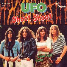 "7"" UFO – Shoot Shoot // Germany 1975"
