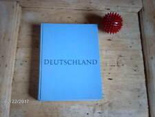 antiquarisches Buch Deutschland von 1956 mit Bildern in schwarz weiß