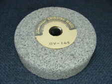 """DLM Valve Refacing Wheel 4"""" x 1 1/8"""" x 1/2"""" (Cup) for Butt / Stem Grinding"""