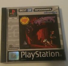 Ps1 - Heart of Darkness Platinum