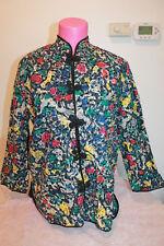 Vintage Teresa Original Mexico Jacket Taxco Sequins Animals 1950's Exc condition