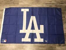 LA Los Angeles Dodgers Baseball 3x5 Flag Banner Man Cave Gift FREE SHIPPING MLB