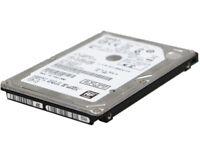 "Hitachi 1TB HTS721010A9E630 7200RPM 32MB SATA III 2.5"" Laptop HDD Hard Drive"