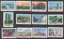 PRC. T128, T139, T152. Achievements (1, 2, 3.) 3 Complete Set. MNH. 1988 - 1990
