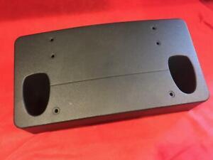 GENUINE MERCEDES BENZ W167 GLE AMG FRONT LICENSE PLATE BRACKET HOLDER 1678852300