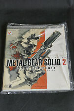 Metal Gear Solid 2 Brady Guide USA