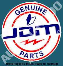 GENUINE JDM PARTS Decal Sticker Illest Vintage JDM DRIFT RALLY DECALS STICKERS