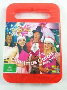 ABC KIDS - The FAIRIES CHRISTMAS CAROLSInFairyland (DVD, 2009)  RARE - SEALED