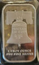 Sd Bullion Fine Silver .999 Sealed 1oz Bar