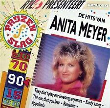 ANITA MEYER - De hits van / Prijzenslag RTL4 CD 14TR 1991 / POP / RARE!