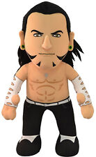 WWE Jeff Hardy PLUSH BLEACHER CREATURE OFFICIAL MERCHANDISE
