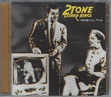2TONE LIZARD KINGS - PRIMEVAL ITCH - (brand new still sealed cd ) - MEGA 046
