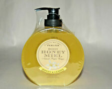 Perlier Honey Miel Honey & Lemon Soap No Soap Italian Organic 10.1 oz - Sealed