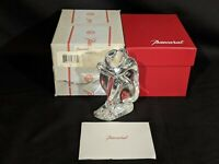 BACCARAT R RIGOT ART GLASS DREAMER CRYSTAL NUDE LADY FIGURE - COMPLETE with Box