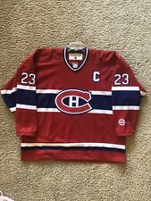 MONTREAL CANADIANS Bob Gainey Autographed NHL Hockey Jersey Koho XXL