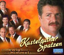 Kastelruther Spatzen Und ewig wird der Himmel brennen (2000) [Maxi-CD]