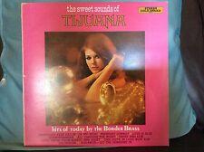 """THE SWEET SOUNDS OF TIJUANA 12"""" Vinyl Album VGC 1970 #FREE P& P UK#"""