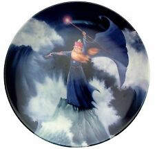 Orkol The Sea Wizard Wizards Of The Four Elements John Millington Wizard Plate