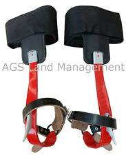 Tree climbing spikes spurs gaffs aluminium surgery surgeon irons cushion pads