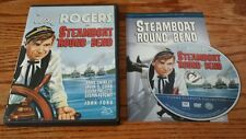 Steamboat Round the Bend (DVD, Cinema Classics Collection) Will Rogers John Ford