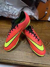 nike hypervenom Phelon ic Hyperpunch Yellow Indoor Soccer Shoes Size Mens 10.5