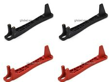 4x Quad-copter Replacement Frame Arm for Flamewheel F450 F550 (BLACK/RED)