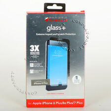ZAGG InvisibleShield Glass+ Screen Protector For iPhone 7 Plus / iPhone 8 Plus