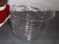Longaberger PLASTIC PROTECTOR for TRIFLES BOOKING BASKET ~ IN HAND